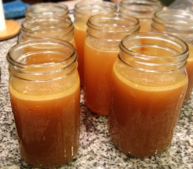 Grass-fed Beef Stock by Coconut Contentment