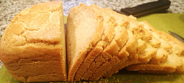 Coconut Contentment Paleo Sandwich Bread