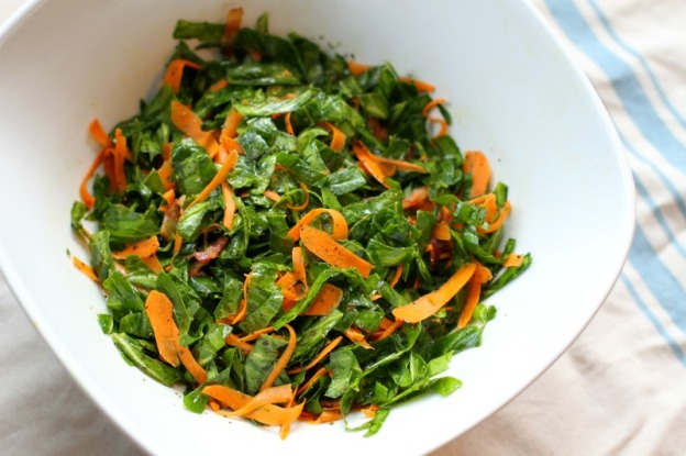 Collar Slaw by Mr. Coatney, Coconut Contentment (Paleo, Gluten-free, Dairy-free)