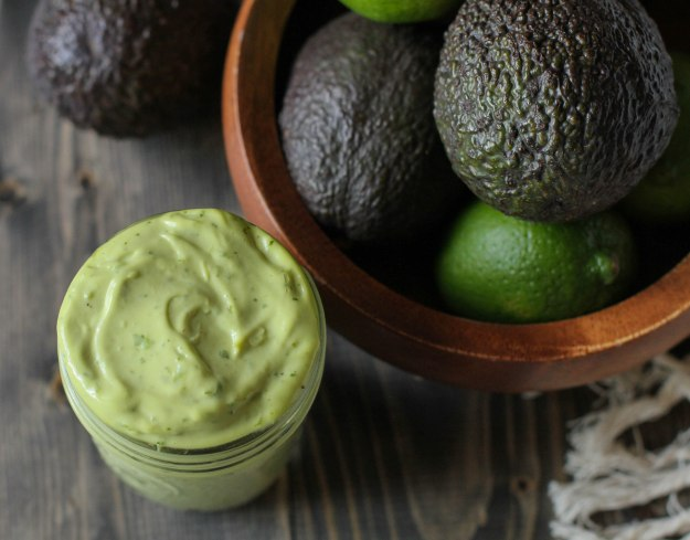 Cilantro Lime Mayo (Paleo, AIP, Candida-Diet Friendly) Coconut Contentment (1 of 1)