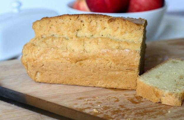 Homemade White Sandwich Bread (Paleo)  -  Coconut Contentment