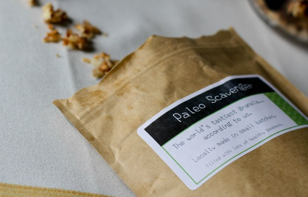 Paleo Scavenger Granola Review and Surprise - Coconut Contentment