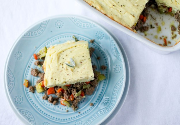 St. Patty's Day Shepherd's Pie - Coconut Contentment (Gluten-Free, Paleo)